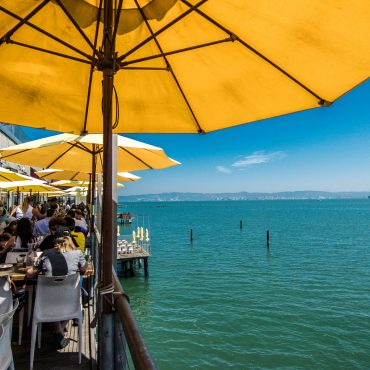 San Francisco Brunch with a view: Mission Rock Resort